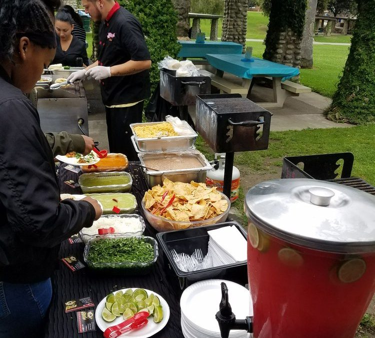 Book a Party Caterer in Los Angeles, CA